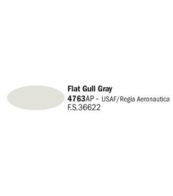 Flat Gull Gray - Акрилна боя за моделизъм (20 ml)