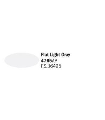 Flat Light Gray - Акрилна боя за моделизъм (20 ml)