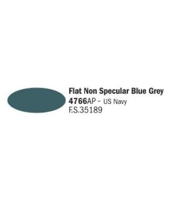 Flat Non Specular Blue Grey - Акрилна боя за моделизъм (20 ml)