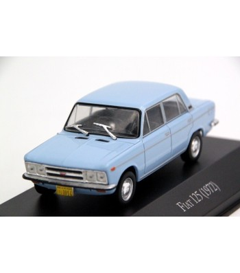 Fiat 125 1972 - UNFORGETABLE CARS