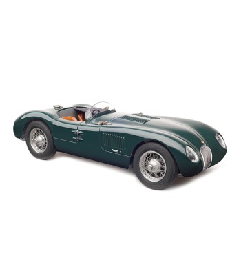 Jaguar C-Type, 1952, British Racing Green