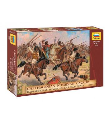 1:72 Картагенска кавалерия - 17 фигури