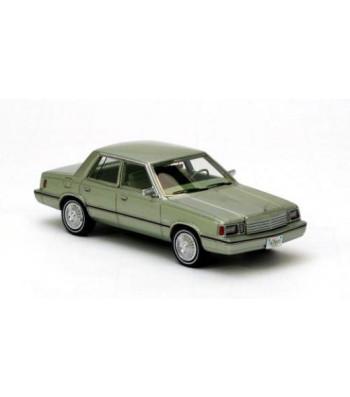 DODGE Aries K-Car Green Metallic 1983