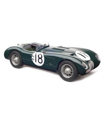 Jaguar C-Type, 24H France WINNER, 1953