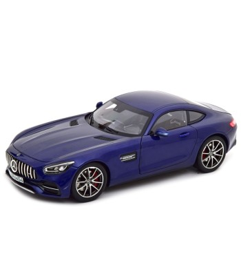 Mercedes-AMG GT S 2019 - Blue metallic
