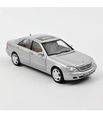 Mercedes-Benz S600 1998 - Silver