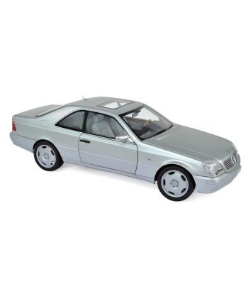 Mercedes-Benz S600 Coupe 1998 - Silver metallic