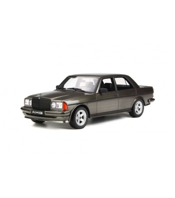 MERCEDES-BENZ W123 AMG 280 ANTHRACITE GREY METALLIC
