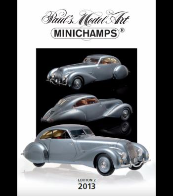 Каталог Minichamps - 2013 - Издание 2 (PMA CATALOGUE - 2013 - EDITION 2)