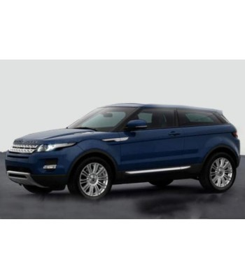 RANGE ROVER EVOQUE 3 DOORS 2011 Baltic Blue and White (interior white and dark grey)