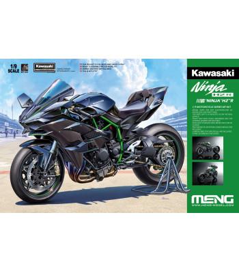 1:9 Мотоциклет Kawasaki Ninja H2™R