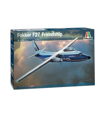"1:72 Самолет FOKKER F-27-400 ""Friendship"""