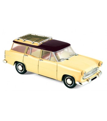 Simca Vedette Marly 1957 - Paille Yellow & Black