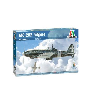 1:72 Италиански изтребител MACCHI MC.202