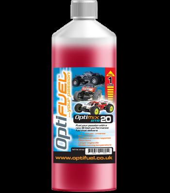 OptiFuel Optimix RTR 20% Nitro Авто гориво, 1 л