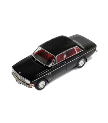 VOLVO 144S 1967 Black with Red Interior