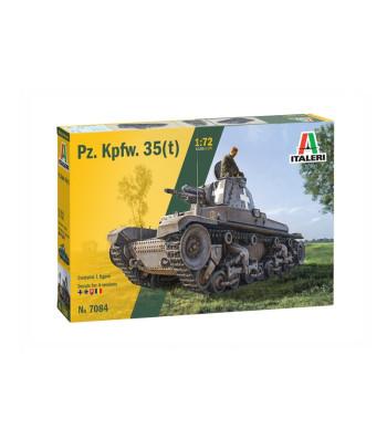 1:72 Чехословашки лек танк Pz.Kpfw. 35 (t)