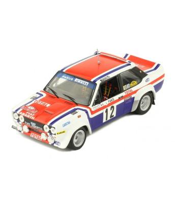 Fiat 131 Abarth, No.12, Rallye Mouton Monte Carlo 1979