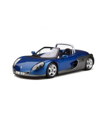 RENAULT SPIDER (WITH WINDOW) SPORT BLUE, 1998
