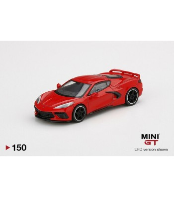 2020 Chevrolet Corvette Stingray, torch red