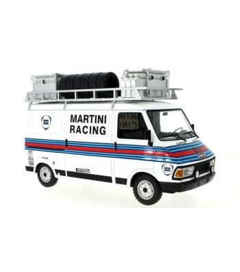 Fiat 242, Martini Rally team Assistance