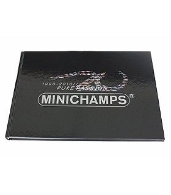 "Фотоалбум ""20 години Миничампс"" (PHOTO BOOK '20 YEARS MINICHAMPS')"