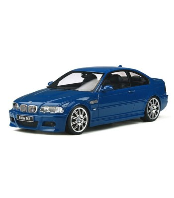 BMW E46 M3 LAGUNA SECA BLUE 2000 VERSION 2
