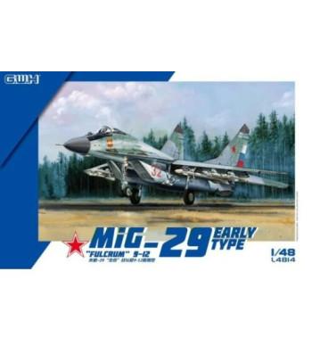 "1:48 Руски самолет MIG-29 9-12 ""Fulcrum"", ранна версия"
