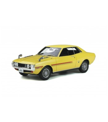 TOYOTA CELICA GT COUPE (R22) 1970 YELLOW