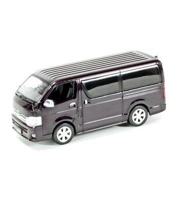 TOYOTA HIACE (Facelift) 2013