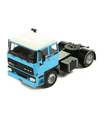 1975 DAF 2800, blue/white