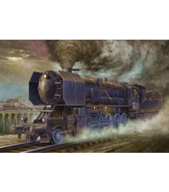 1:35 Германски локомотив BR52