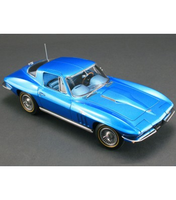1965 Corvette Coupe - Blue - Masterpiece Car