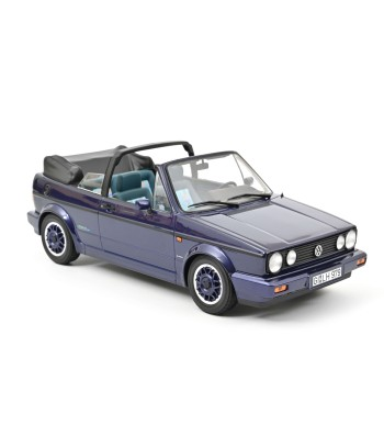 "VW Golf Cabriolet ""Coast"" 1991 - Purple metallic"