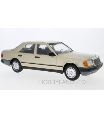 Mercedes 260 E (W124), metallic-light brown, 1984