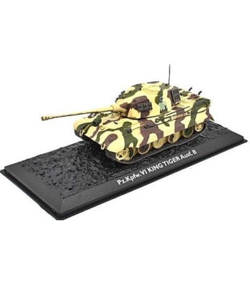 Pz.Kpfw. VI King Tiger Ausf. B, Germany, 1944-45, Atlas Editions