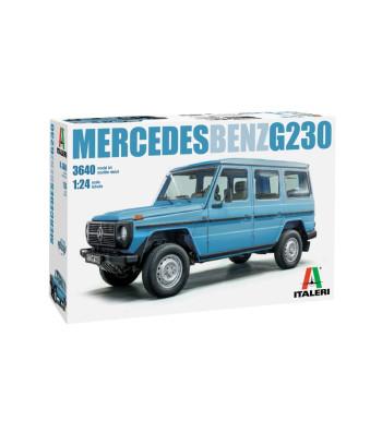 1:24 Автомобил MERCEDES BENZ G230
