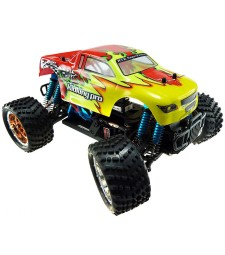 1:16 Радиоуправляема кола Monster Truck PRO BRUSHLESS MINI RC 4WD 2.4GHz