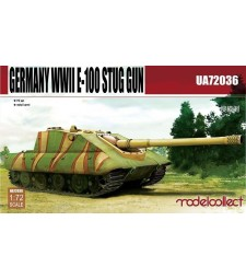 1:72 Германски тежък танк Е-100 (Germany WWII E-100 Supper Heavy Jagdpanther)