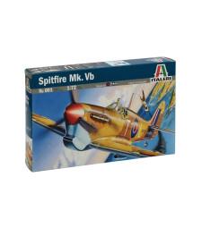 1:72 Британски изтребител Спитфайър Мк. ВБ (SPITFIRE MK.VB)