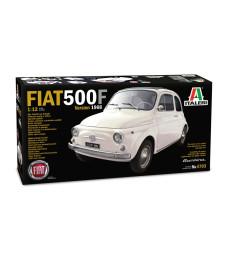 1:12 Aвтомобил Фиат 500F (FIAT 500F)