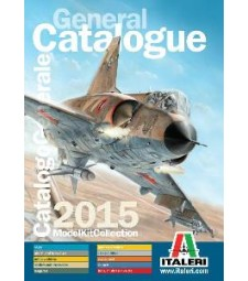 Каталог Italeri Models & Model kit Catalogue 2015