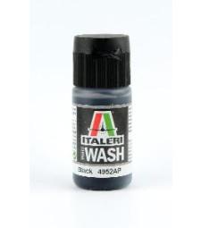 ITALERI Model Wash - BLACK  (20ml)