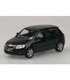 Skoda Fabia II. - Black Magic
