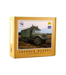 MTO-AT Kung Truck (ZIL-131) Models Kit
