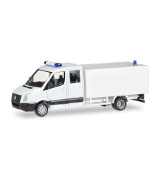 MIKI VW CRAFTER M. KOFFER, WHITE