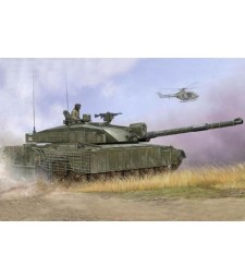 1:35 Британски танк Challenger 2 Enhanced Armour