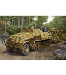 1:35 Германски брониран полуверижен транспортьор Sonderkraftfahrzeug 8 - 12 тона