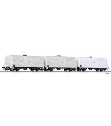 """Сет """"Хладилни вагони"""", DB, епоха IV"""