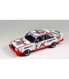 1:24 Състезателен автомобил Volvo 240 Turbo Macau 1986 Guia Race Winner